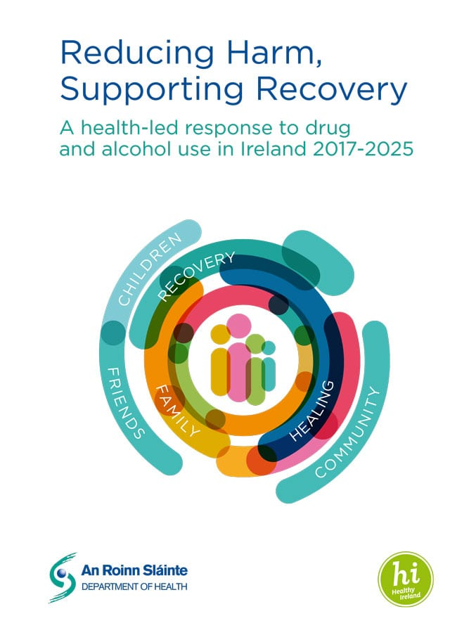 Department of Health report Reducing Harm Supporting Recovery